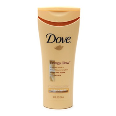 Dove Energy Glow Beauty Body Lotion