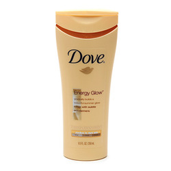 Dove Energy Glow Beauty Body Lotion