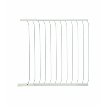 "Dreambaby 39"" Extra Tall Gate Extension, White"