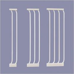 White Gate Extensions Size: Medium