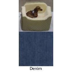Lookout 1 Pet Car Seat Medium Denim