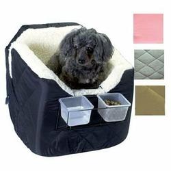 Lookout 1 Pet Car Seat Small Denim