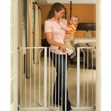 Extra Tall Wide Span Gate