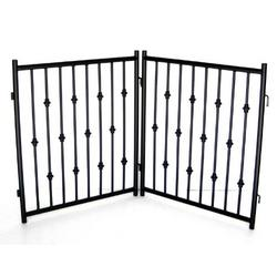 Emperor Rings 2 PC Freestanding Dog Gate