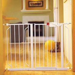 Easy Step Metal Walk-through Gate