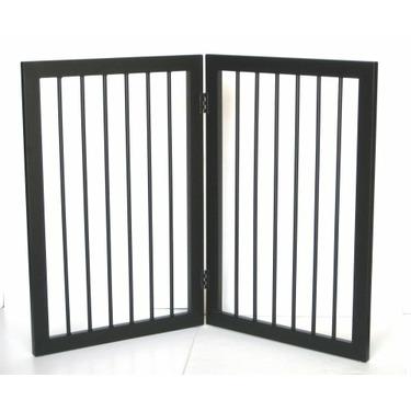 Mission Style 2 Panel Dog Gate