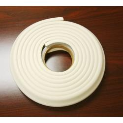 Cardinal Gates EC12CC4-IVR 12 inch Kids Edge Cushion Roll with 4 corners- Ivory