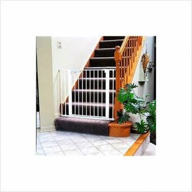 KidCo Safety Gates Extension in White