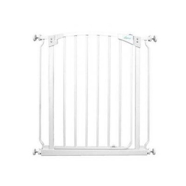 2 Brand New Dreambaby Swing Closed Security Gates (W28.75XD2.25XH31 Inches, White)