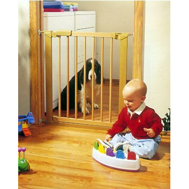 "5 1/2"" extension for KidCo's Wood Center Gateway Baby Gate"