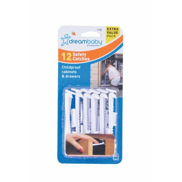Dream Baby Safety Latches, 12 Pack