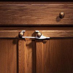 KidCo Sliding Cabinet Lock 1 ea