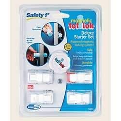 Safety 1st Tot-Lok Deluxe Starter Kit