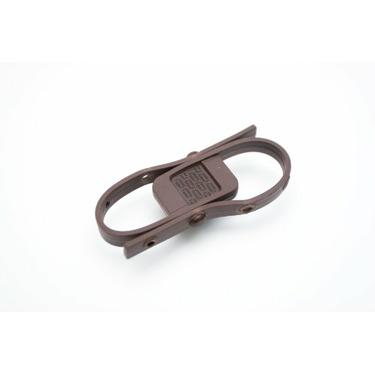 Rhoost Sling Cabinet Closure, 4 Pack, Brown