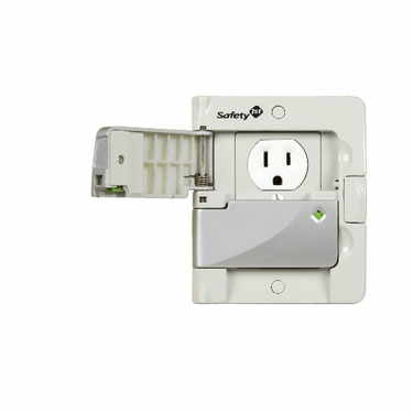 Safety 1st Prograde Swing Shut Outlet Cover