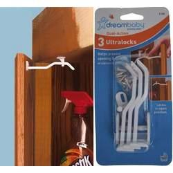 Dream Baby UltraLock Extra Long Cabinet Latch