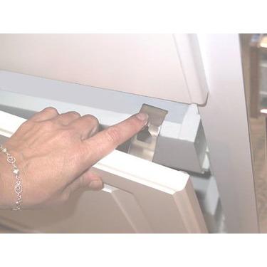 Cabinet Door Safety Latch
