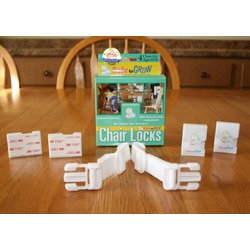 Chair Locks for Child Safety, 4 Pack