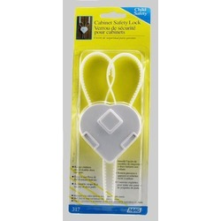 PRIME-LINE PROD (SLIDE-CO) S 4624 LOCK CABINET SAFETY [Baby Product]
