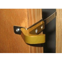 Watchdog Latch for Doors Color Choice: Brass