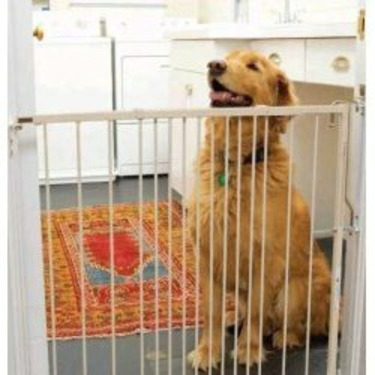 Baby and Pet Gate - Duragate Taupe