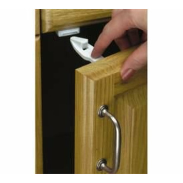 Safety First Cabnit and Drawer Spring Latches (7 Pack)