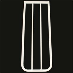 "10.5"" Extention for Stairway Gate - White"