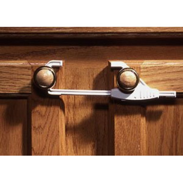 Sliding Cabinet Lock by KidCo Colors: White