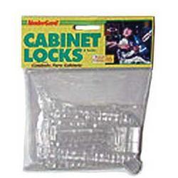 KinderGard Child Safety Cabinet Lock 2 Pack