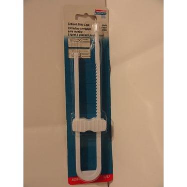 Cabinet Slide Lock Plastic N259-341 V727