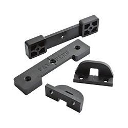 Unika Plinth Lock, (6 per Set)