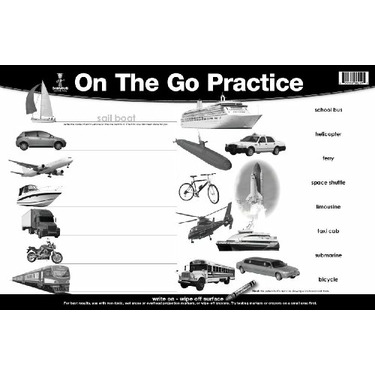 On The Go Placemat
