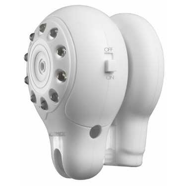 Lorex LW2003 LIVE snap Video Baby Monitor (White)