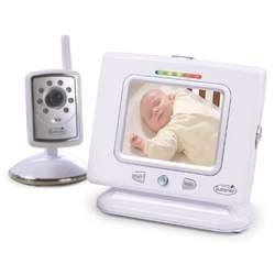 Summer Infant PictureMe Digital Color Video Monitor, White