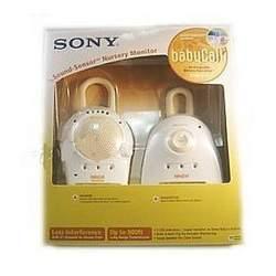 Sony NTM-910 900 MHz BabyCall Nursery Monitor