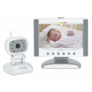 "Summer Infant Day & Night Flat Screen Color Video Monitor with 7"" LCD Screen"