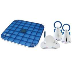 BébéSounds Angelcare Movement Sensor w. Sound Monitor w. Two Parents' Units