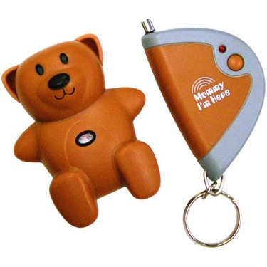 Mommy I'm Here cl-103br Child Locator, Brown