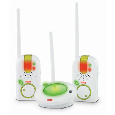 Fisher-Price Surround Lights and Sounds Monitor with dual receivers