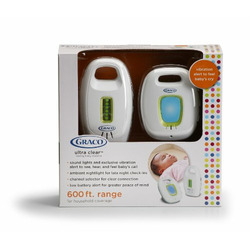 Graco UltraClear Analog Baby Monitor
