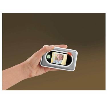 Fisher-Price Take Along Cam Digital Video Monitor, Grey/White