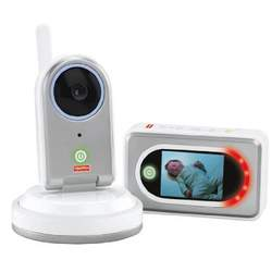 Fisher-Price Take Along Cam Digital Video Monitor, Grey/White