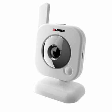 Lorex LW2002WAC1 Additional White Indoor Accessory Color Camera for Lorex Ultra Digital Wireless Systems