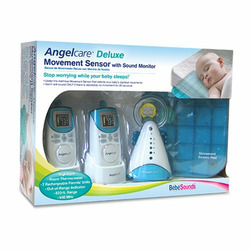 Bébésounds Angelcare Deluxe Movement Sensor with Sound Monitor