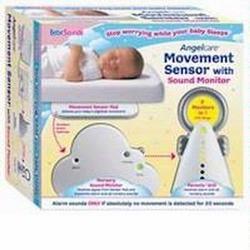 BébéSounds Angelcare Movement Sensor Blister Package