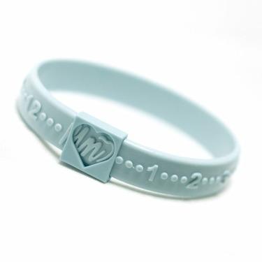 Mother's Minder Bracelet, Blue