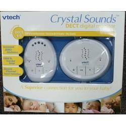Vtech - Crystal Sounds Digital Audio Monitor single unit
