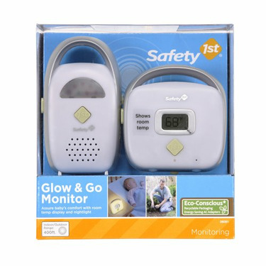 Safety 1st Glow and Go Monitor