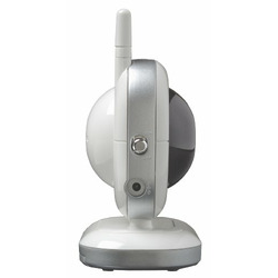 Lorex LW2001 Digital Wireless Portable Color LCD Surveillance System (White)