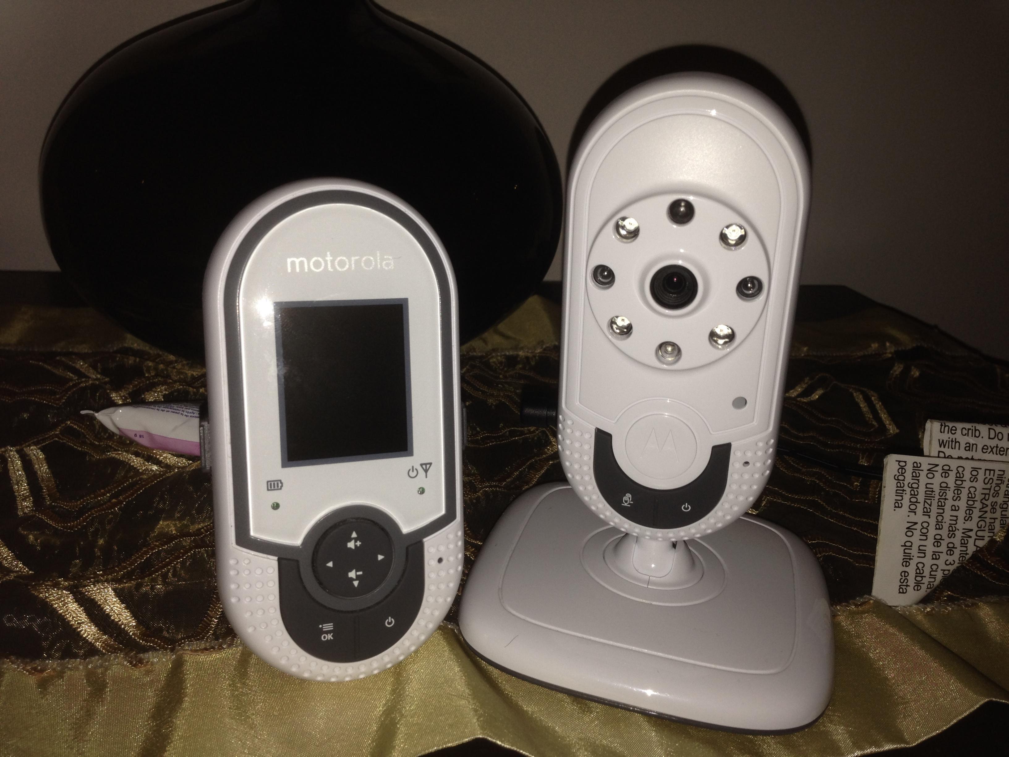 motorola digital video baby monitor reviews in baby accessories monitors. Black Bedroom Furniture Sets. Home Design Ideas